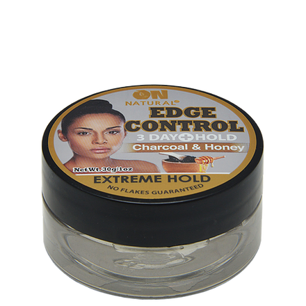 On Natural Edge Control Coconut Oil & Vitamin E