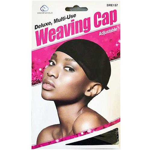 Dream World Deluxe, Multi-Use Weaving Cap DRE 157 Black