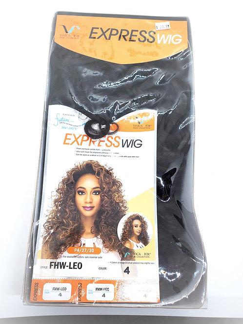 Vivica Fox Express Wig Style: FHW-LEO Color: 4