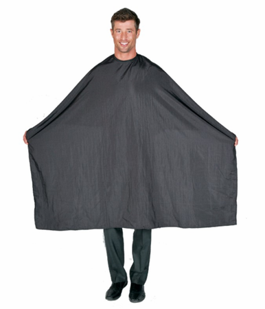 Betty Dain Super Size Styling Cape (Antron) Black