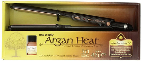 "Babyliss Pro One 'n Only Argan Heat 1"" Ceramic Straightening Iron"
