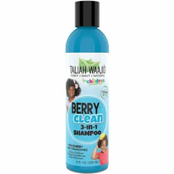 Taliah Waajid Berry Clean 3-in-1 Shampoo for Children