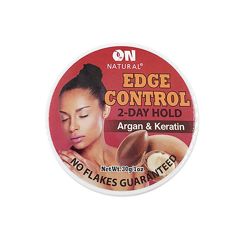 On Natural Edge Control Argan & Keratin 2 Day Hold