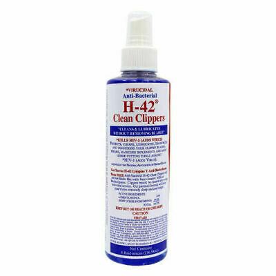 Virucidal Anti-Bacterial H-42 Clean Clippers
