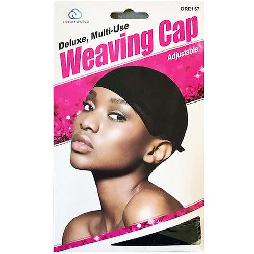 Deluxe Multi-use Weaving Cap Black