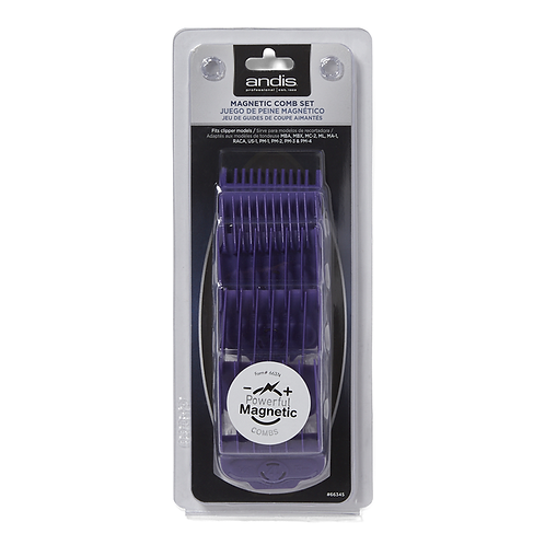 Andis Magnetic Comb Set #66345