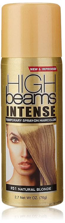 High Beams Intense Temporary Spray-On Haircolor #51 Natural Blonde