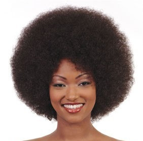 Noblesse Synthetic Afro Wig