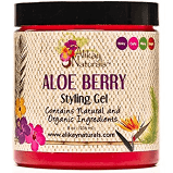 Alikay Naturals - Aloe Berry Styling Gel 8oz
