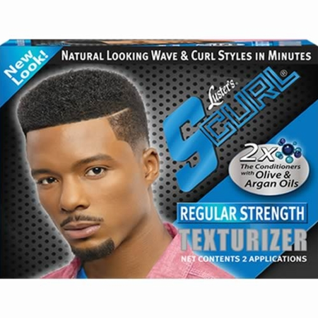 Luster's S Curl Regular Strength Texturizer
