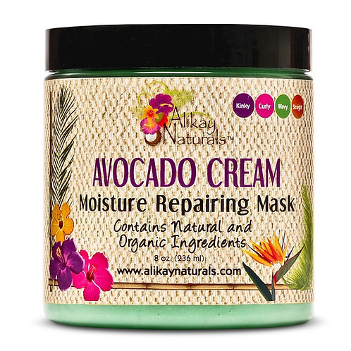 Alikay Avocado Cream Moisture Repairing Mask