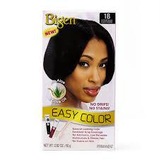 Bigen Easy Color Intense Black 1B Permanent