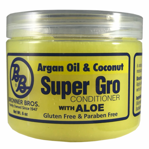 BB Argan Oil & Coconut Super Gro Conditioner