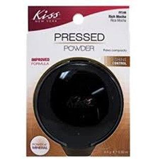 Kiss New York Pressed Powder Warm Beige PP13N