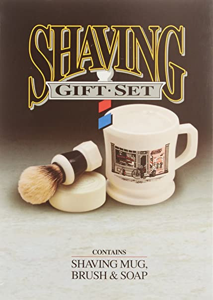 Shaving Gift Set William Marvy Company
