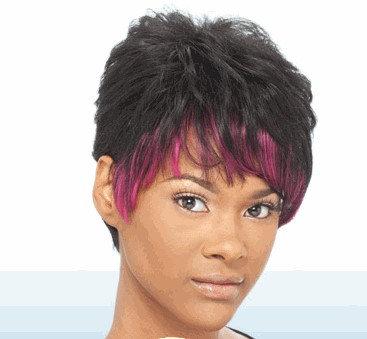 Equal 100% Human Hair Wig Elini TFPK