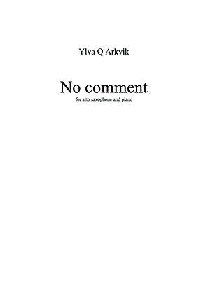 YLVA Q ARKVIK: No comment