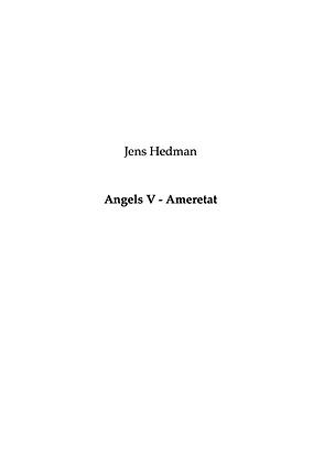 Jens Hedman - Angels 5 - Ameretat