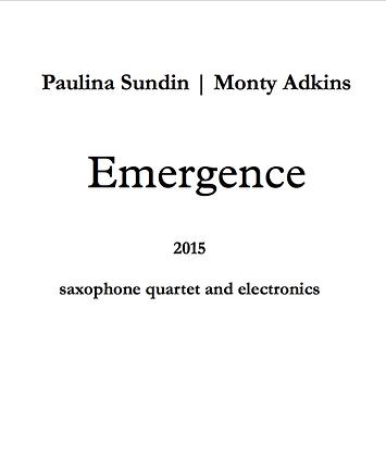 Paulina Sundin & Monty Adkins - Emergence