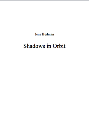 JENS HEDMAN: Shadows in Orbit