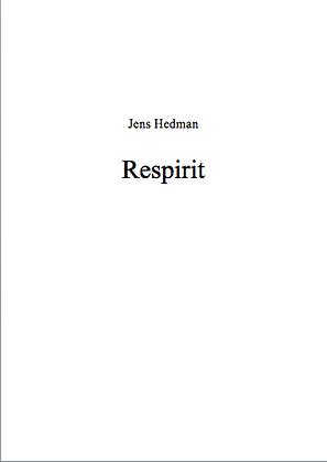 JENS HEDMAN: Respirit