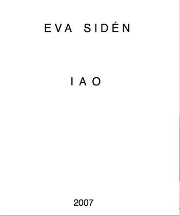 Eva Sidén I A O