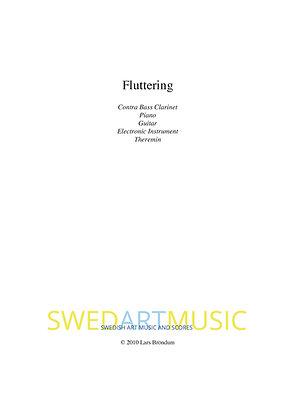 Lars Bröndum - Fluttering (Septet)