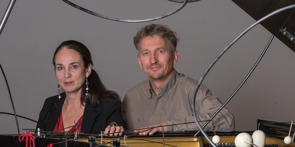 Intimkonsert nr 1 med Sidén Hedman duo och Paulina Sundin.