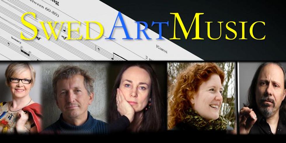 SwedArtMusic Presents: Meet The Composers #FST100-year