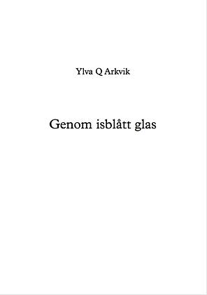 Ylva Q Arkvik: Genom isblått glas