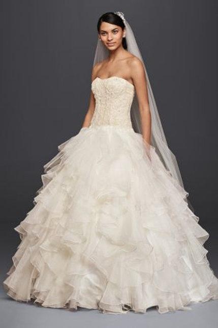 David's BridalSZ 0