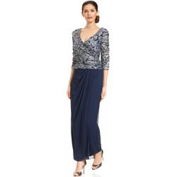 alex-evenings-blue-petite-metallic-print-portrait-collar-gown-product-1-16802068-0-379387712-normal