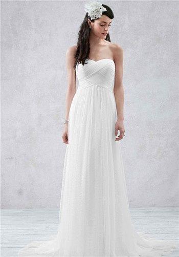 Galina Signature Wedding Dress Size 4