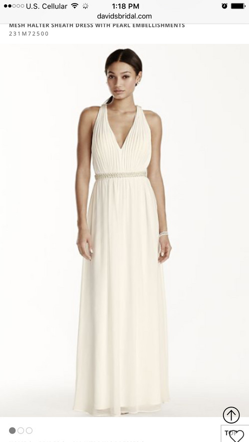 Davids bridal size 18 | Bridal Store, Appleton, WI