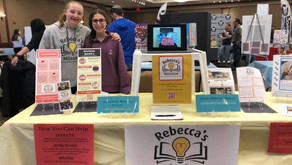 Rebecca's Mission Featured at Mitzvah Mall