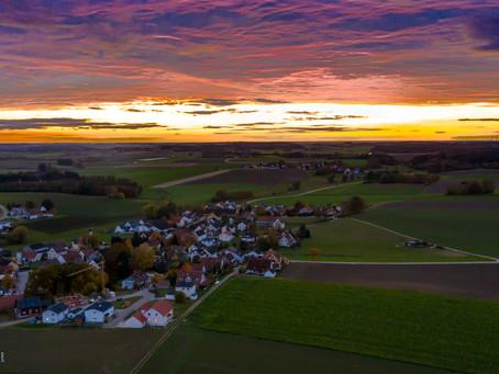 Herbst in Unterumbach 1.Nov.2020