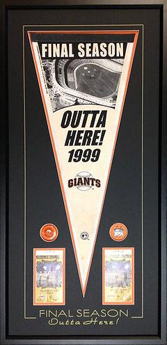 SF Giants Memorabilia