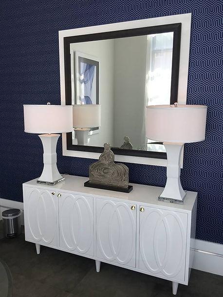 Indigo Residences Custom Mirror