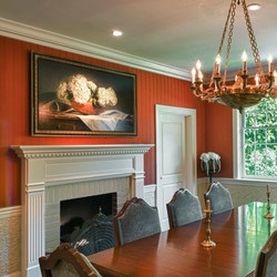 Picture Frame Dining Room