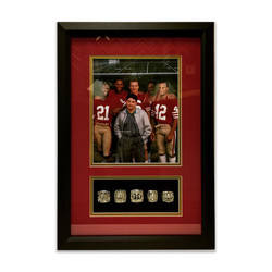 Framed Photo 49ers