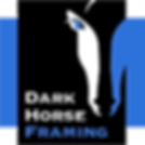 Dark Horse Framing Logo