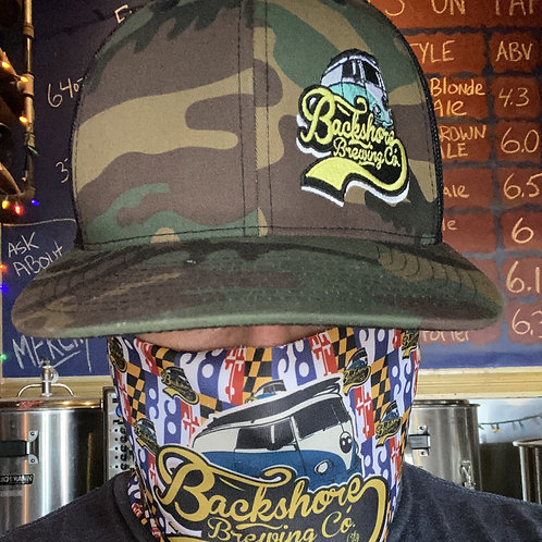 Uncle Nate Series 2020 Camo Snapback