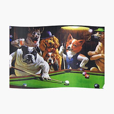 DOGS PLAYING POOL.jpg