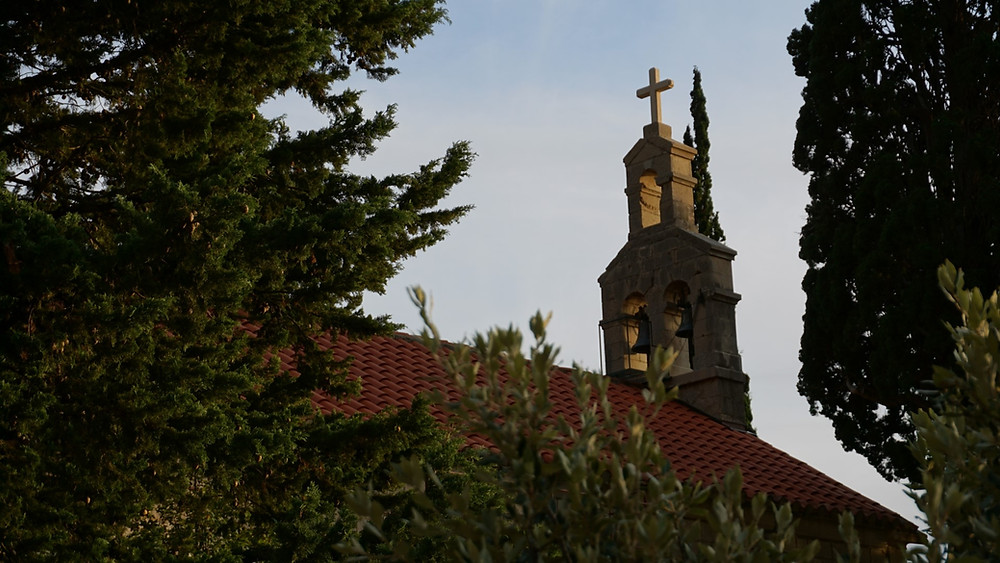 Church of Saint Anthony of Padua, Village Kotišina, Makarska
