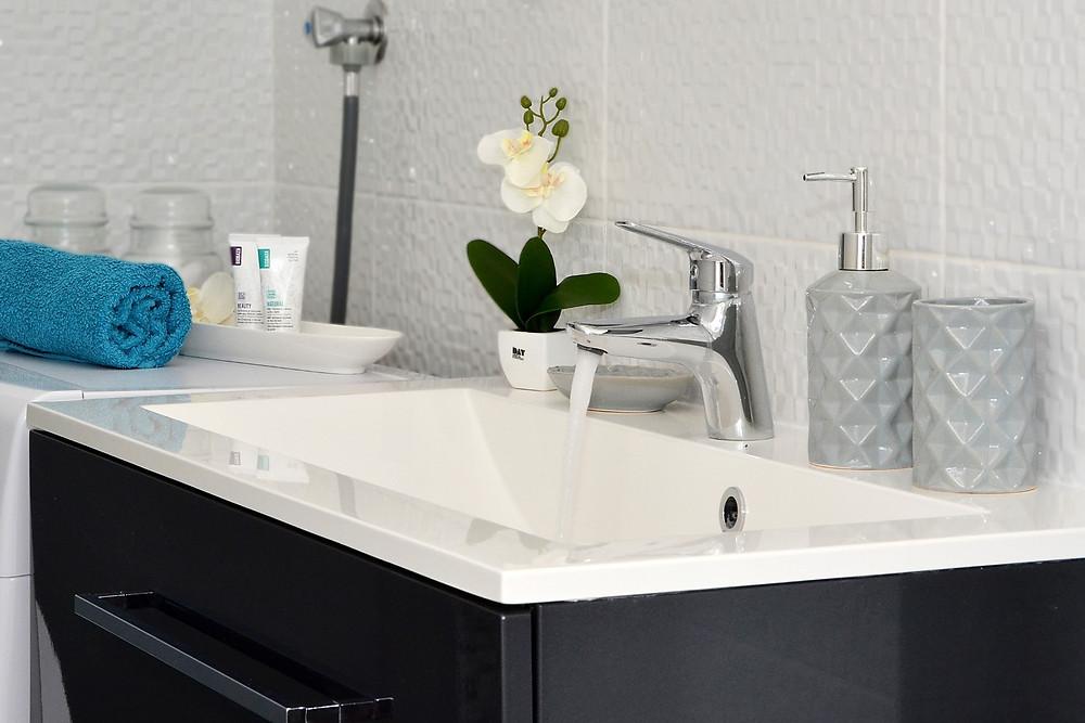 Apartment Arya Makarska bathroom detail