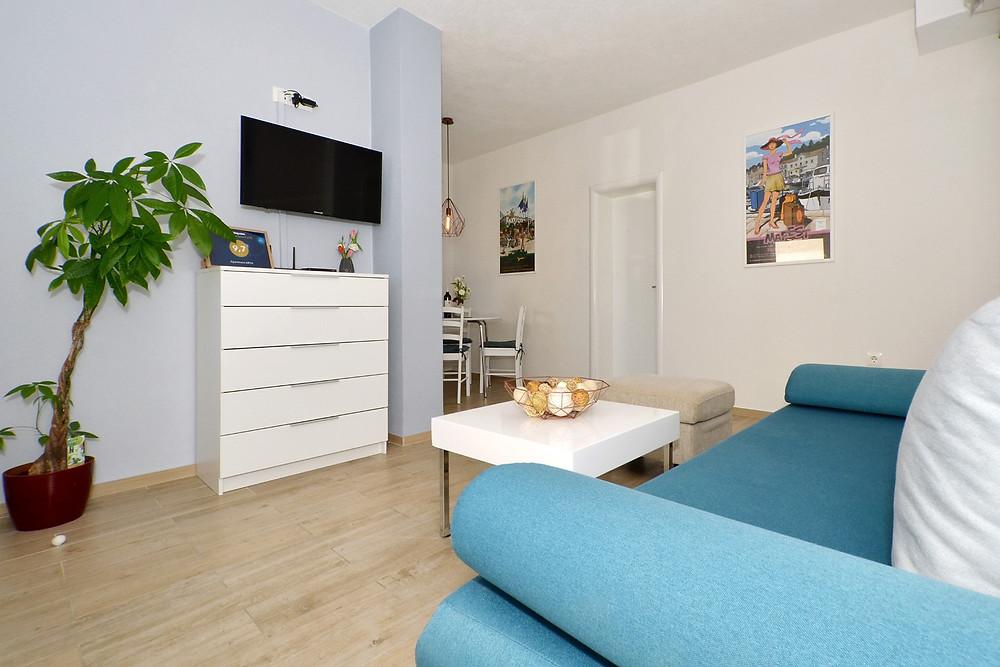Apartment Arya Makarska living room