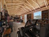Stor-Mor Garage Interior 2 Shed Portable