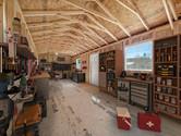 Stor-Mor Garage Interior 1 Shed Portable