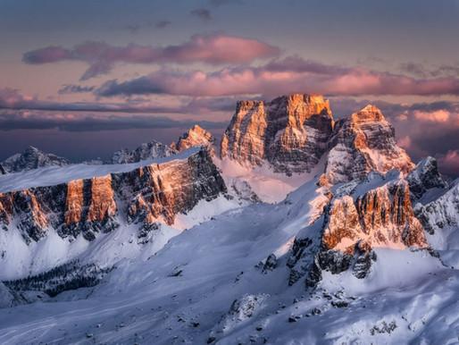 Copertina soundtrack Campionati sci alpino 2021