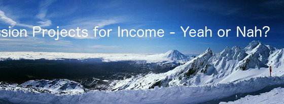 #16 Passion Projects for Income - Yeah or Nah?